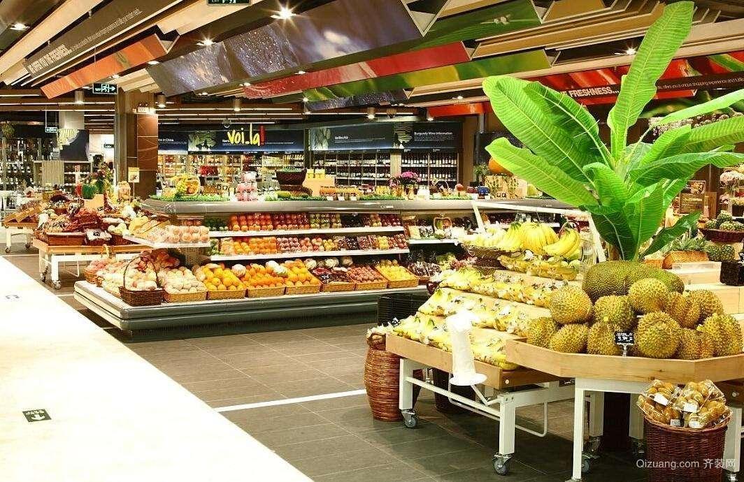 南通怎么装修超市