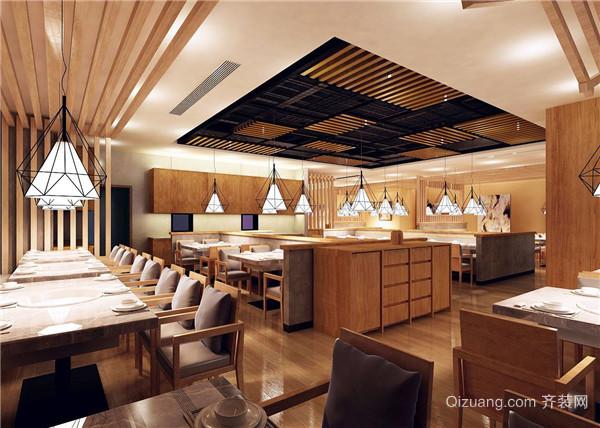 瑞安餐厅饭店装修设计指南