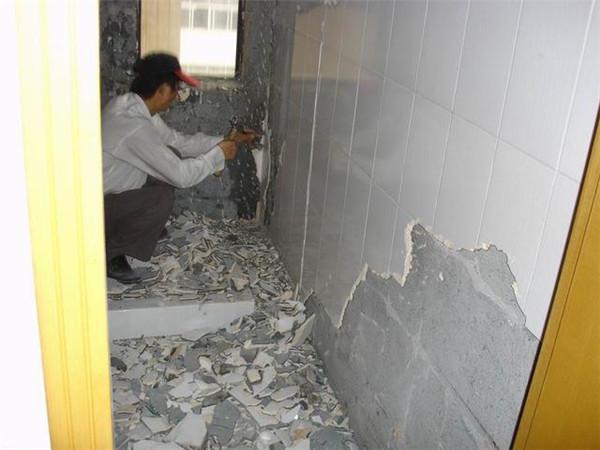 淄博二手房装修拆除价格