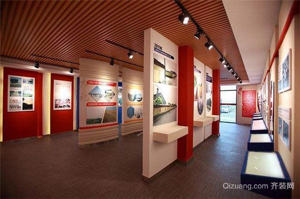 南京展厅装修设计效果图