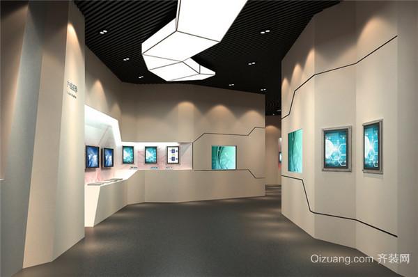 南京展厅装修设计效果图2