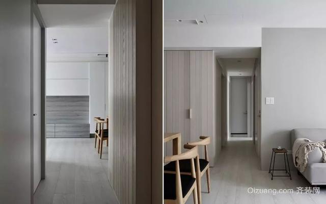 现代风走廊装修案例