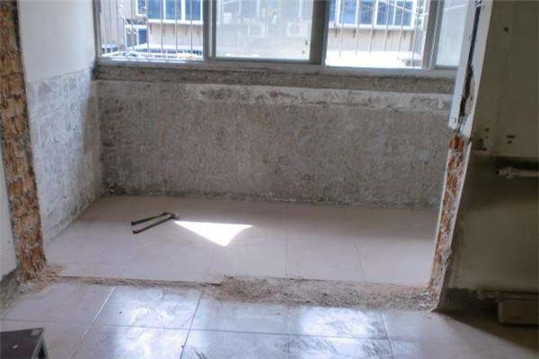 小戶型舊房改造裝修