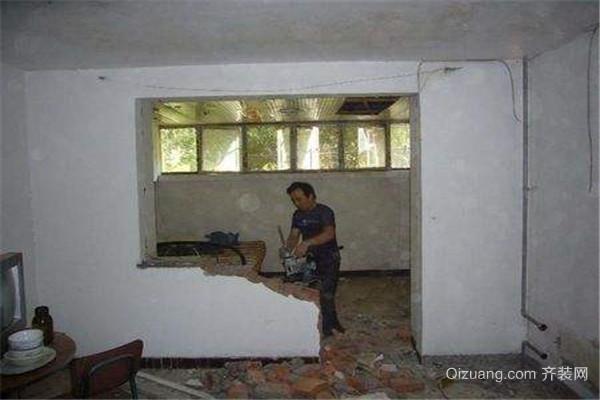 桂林80平旧房改造