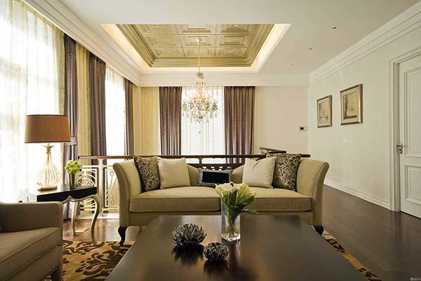 客厅后悔装吸顶水晶灯 水晶灯影响家里的风水吗 客厅装什么灯最旺财