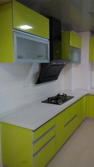 厨房装修志邦整体橱柜效果图