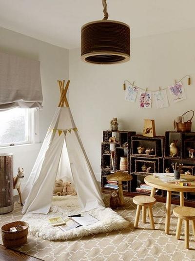 25平兒童小臥室裝修效果圖