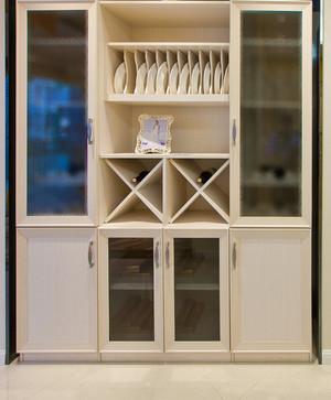 大户型古典酒柜设计效果图