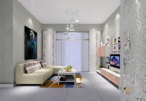 小戶型客廳新房裝修效果圖