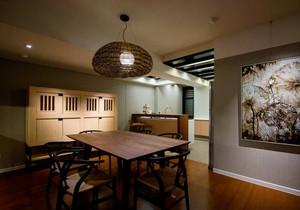 日式風格休閑一居室裝修效果圖