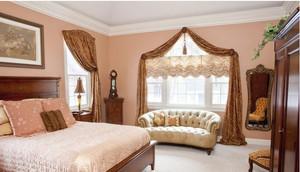 空间其他 复古 窗帘 别墅装修