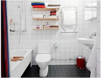 北欧小户型卫生间装修效果图