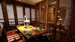 空间其他 韩式 局部 饭店装修