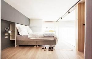 實用loft小戶型躍層式住宅裝修設計效果圖