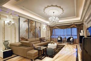 米色系法式古典风格家居装修效果图鉴赏
