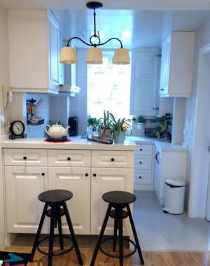 意境优美的豪华都市厨房吧台装修效果图鉴赏