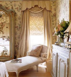 空间其他 欧式 窗帘 不规则户型装修
