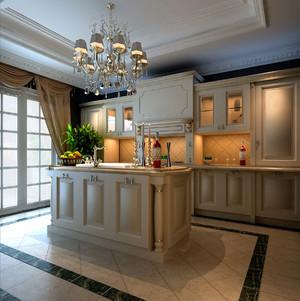厨房 精致 局部其他 大户型装修