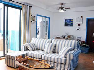客厅 地中海 局部 公寓装修