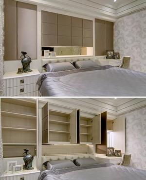 气派宅邸:大气一室一厅一卫老年公寓装修效果图