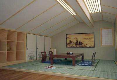 布局不同 效果相同的别墅榻榻米装修效果图一览