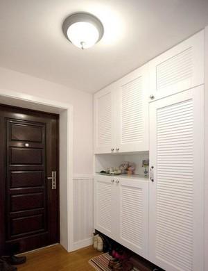 一开门就给你惊喜:进门门厅玄关装修效果图