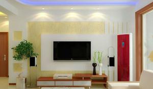 空间其他 复古 电视墙 别墅装修