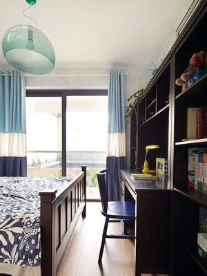 2015全新各式各样简约儿童套房装修效果图设计