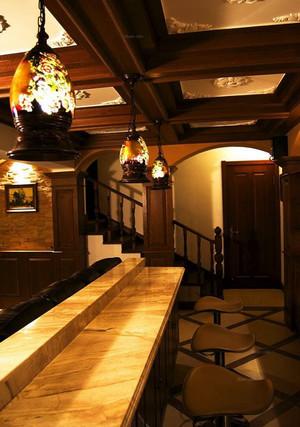 整洁唯美的大户型地下室装修效果图素材大全
