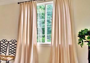 2016经典美式大户型窗帘装修效果图