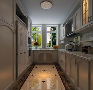 厨房 欧式 局部其他 别墅装修