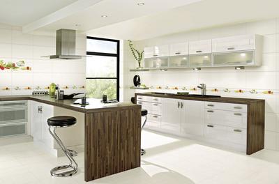 小戶型簡約風格廚房裝修效果圖