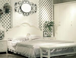 卧室 简约 局部其他 大户型装修