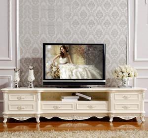欧式90平单身公寓卧室电视柜足彩导航效果图