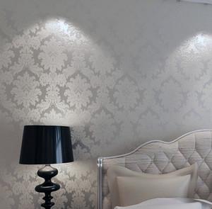 120平米大戶型歐式精致客廳裝修壁紙效果圖鑒賞