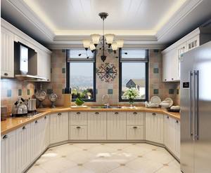 厨房 现代 局部其他 复式装修