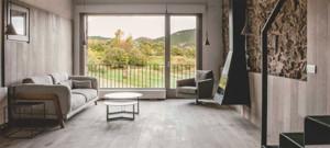 简欧风格别墅型室内飘窗装修效果图实例