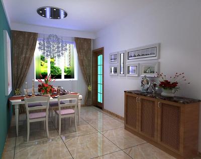 宜家现代两室一厅小户型家装案例