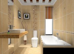 歐式風格馬可波羅瓷磚衛生間裝修效果圖