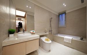 卫生间 现代 局部其他 90平米装修