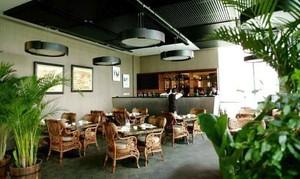 90平米东南亚风格茶楼设计装修效果图赏析