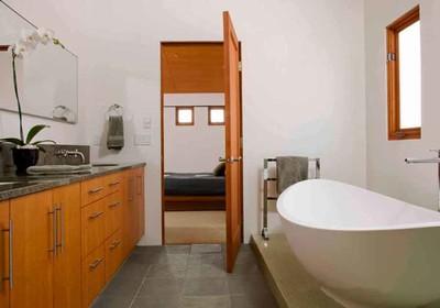 8平米日式风格简约卫生间装修效果图
