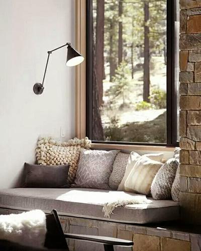简约风格温馨舒适飘窗装修效果图大全赏析