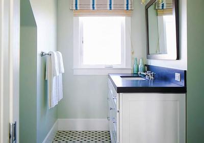 北欧风格小户型室内卫生间装修效果图