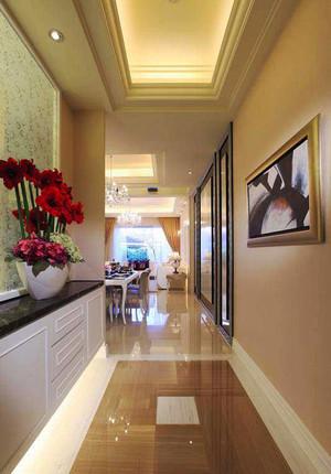 156平米新古典主义风格大户型室内装修效果图
