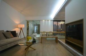 120平米日式風格簡約自然室內裝修效果圖賞析