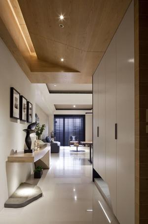 120平米现代原木风室内装修效果图实例