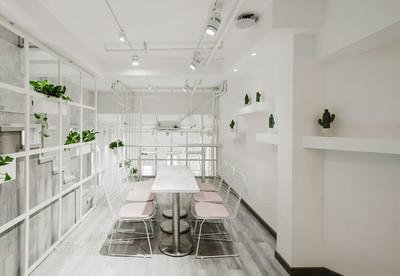 简约风格小型会议室装修实景图赏析