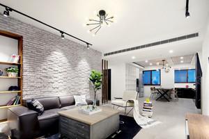 北欧风格文艺时尚客厅装修效果图