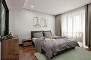 宜家风格简单舒适卧室设计足彩导航效果图赏析